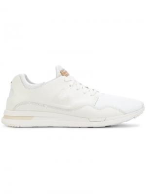 Mesh detail grained sneakers Le Coq Sportif. Цвет: белый