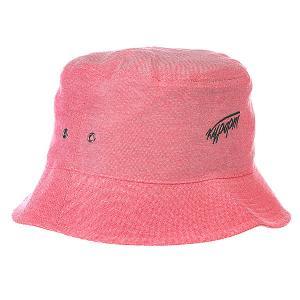 Панама  Ялта Pink/Red Запорожец. Цвет: розовый