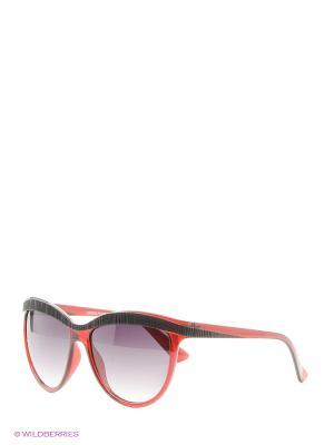 Солнцезащитные очки MS 01-301 37P Mario Rossi. Цвет: темно-красный