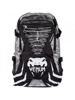 Рюкзак Venum Challenger Pro Backpack - Black/Grey. Цвет: черный, серый