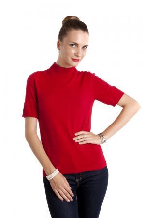Пуловер Pezzo. Цвет: красный