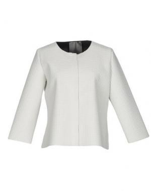Пиджак ES'GIVIEN. Цвет: белый
