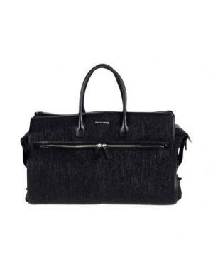 Дорожная сумка DSQUARED2. Цвет: черный