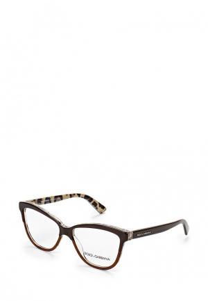 Оправа Dolce&Gabbana. Цвет: коричневый