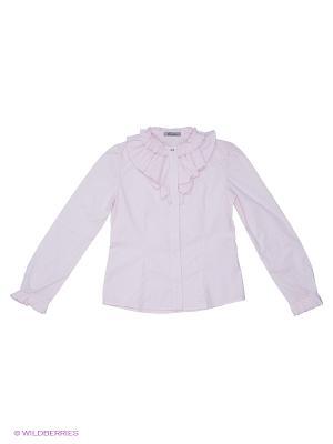 Блузка CHOUPETTE. Цвет: розовый