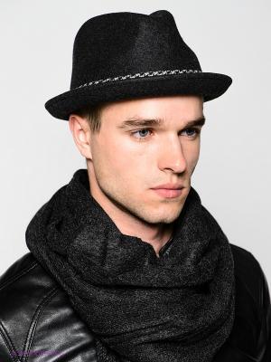Шляпа Goorin Brothers. Цвет: темно-серый, серый