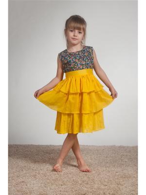 Платье Каскад L&K
