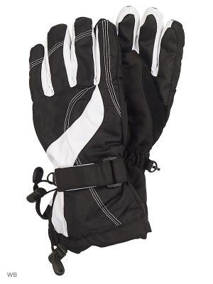Перчатки Mini. Цвет: черный