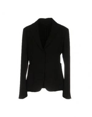Пиджак SIMONA MARTINI. Цвет: черный