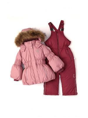 Комплект одежды NELS. Цвет: розовый
