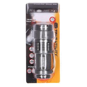 Фонарь  Truelite Maxi 3w Tu100 Grey True Utility. Цвет: серый