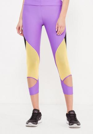 Леггинсы Dali. Цвет: фиолетовый