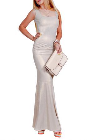 Платье Patricia B.. Цвет: золотой