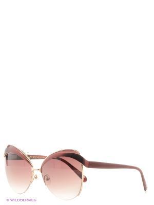 Солнцезащитные очки Enni Marco. Цвет: бледно-розовый, антрацитовый, бронзовый