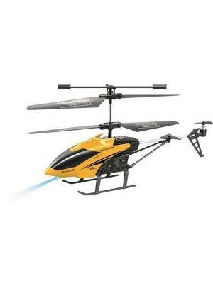 Вертолет на радиоуправлении Ветерок Желтый ВластелиНебес. Цвет: желтый