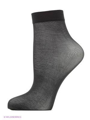 Носки Immagine. Цвет: черный