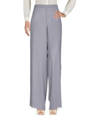 Повседневные брюки ANTONIO D'ERRICO. Цвет: серый