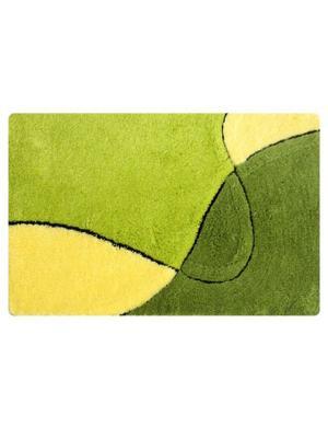 Коврик для ванной IDDIS. Цвет: зеленый, салатовый