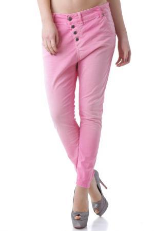 Брюки Sexy Woman. Цвет: розовый