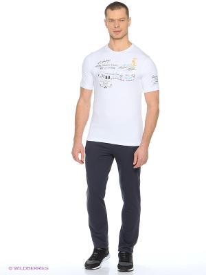 Спортивные брюки Ocean66. Цвет: антрацитовый