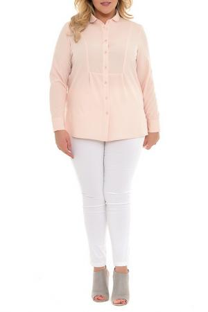 Рубашка Svesta. Цвет: кремовый