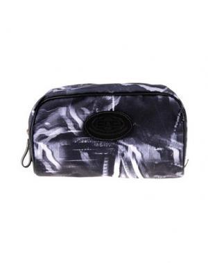 Beauty case BASSO & BROOKE. Цвет: стальной серый