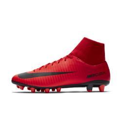 Футбольные бутсы для игры на искусственном газоне  Mercurial Victory VI Dynamic Fit AG-PRO Nike. Цвет: красный