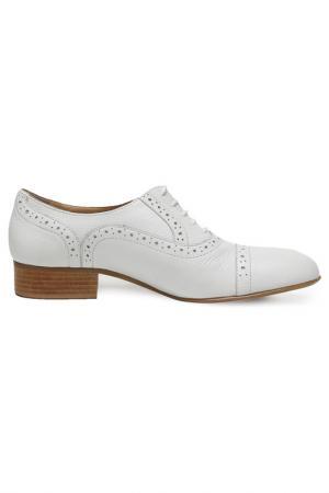 Туфли Gianmarco Benatti. Цвет: белый