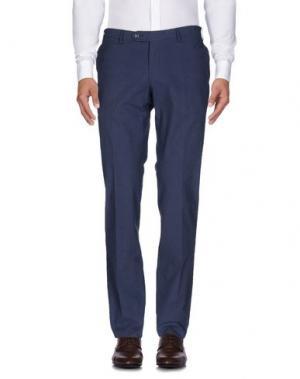Повседневные брюки NARDELLI. Цвет: синий