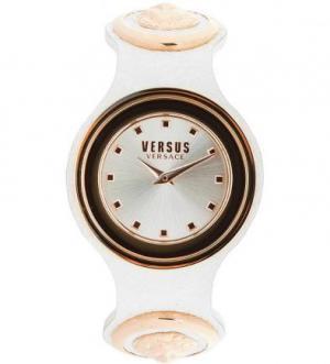 Часы с циферблатом стального цвета VERSUS