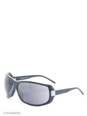 Солнцезащитные очки IS 11-053 17P Enni Marco. Цвет: черный