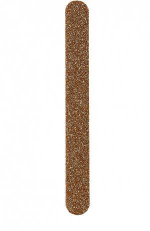 Пилка для ногтей, оттенок Золотой Kure Bazaar. Цвет: бесцветный