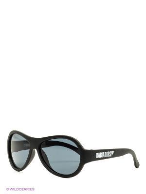 Солнцезащитные очки Babiators Original. Спецназ. Цвет: черный