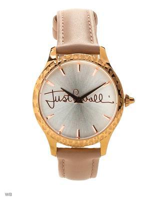 Часы Just Cavalli. Цвет: розовый