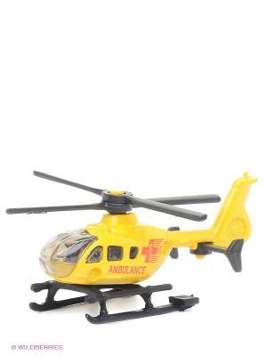 Вертолет SIKU. Цвет: желтый