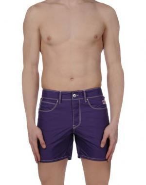 Шорты для плавания ROŸ ROGER'S. Цвет: фиолетовый