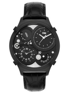 Часы STORM QUADRA SLATE 47186/SL Storm.. Цвет: черный