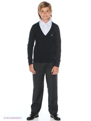 Пуловер SILVER SPOON. Цвет: темно-синий