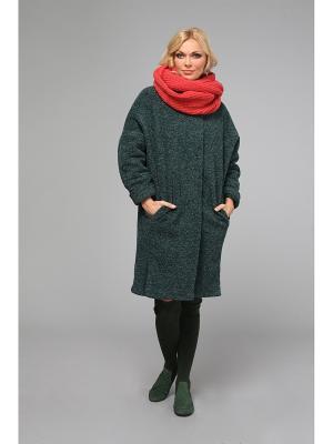 Комплект одежды KATA BINSKA. Цвет: зеленый, коралловый