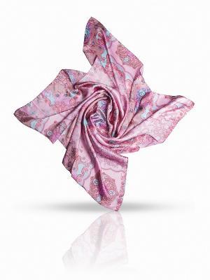 Платок MICHEL KATANA`. Цвет: розовый