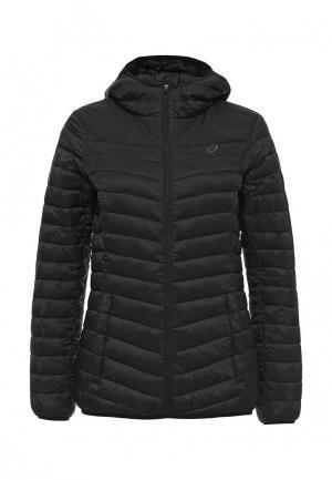Куртка утепленная ASICS. Цвет: черный