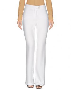 Повседневные брюки PIU' &. Цвет: белый