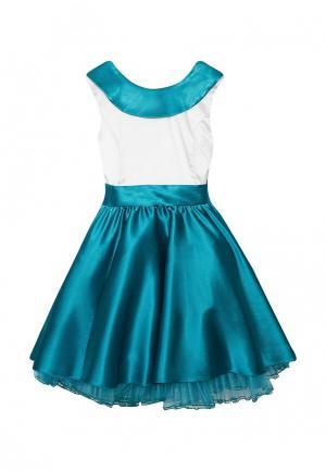 Платье Shened. Цвет: бирюзовый