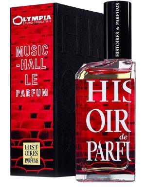 Парфюмерная вода olympia music hall le parfum 60 мл HISTOIRES de PARFUMS. Цвет: прозрачный