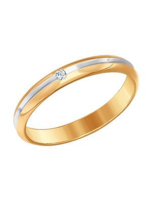 Обручальное кольцо SOKOLOV 1110183