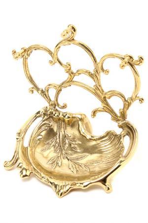 Подставка для украшений 3 кр. Stilars. Цвет: золотой