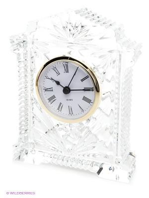 Часы Crystal Bohemia. Цвет: прозрачный