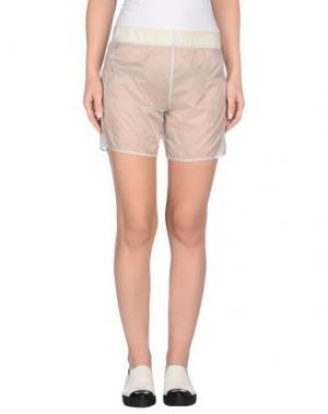Пляжные брюки и шорты JULIAN ZIGERLI. Цвет: серый