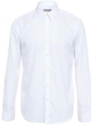 Классическая рубашка Browns. Цвет: белый