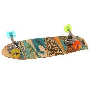 Скейт мини круизер  Bambino Multi 7.5 x 26.5 (67.3 см) Sector 9. Цвет: мультиколор